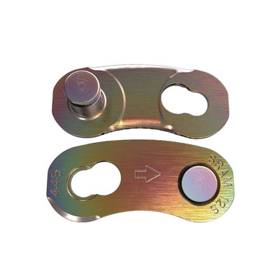*** Candados para Cadena SRAM EAGLE 12P. Power Lock Rainbow Plata  00.2518.027.003 $95 MXN CNDSRA0009