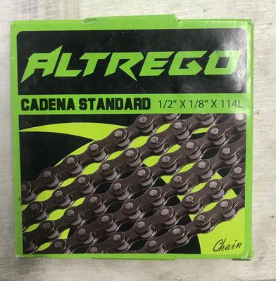 --+Cadena ALTREGO 1/2 x 1/8 1P 114L $87 MXN
