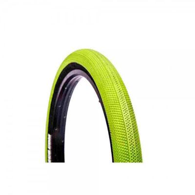 --Llanta Vee ruber  20x2.25 verde fluor $370 MXN NP411349