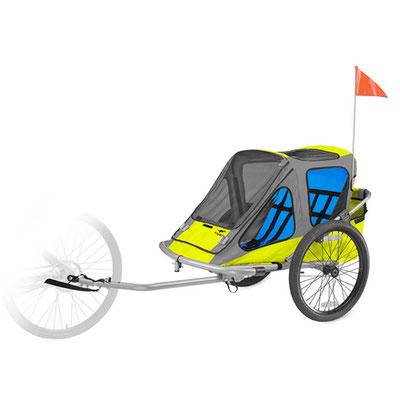 **Remolque para niño De Luxe Amarillo/Gris Modelo T 7063337 COPILOT $9,480 MXN RMQCOP0001