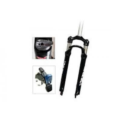 --SUSPENSION SR SUNTOUR XCR32 AIR RLR DS R27.5 1-1/8 120MM 9MM F-DISCO ALUM/ACERO $4,640 MXN SKU:417690