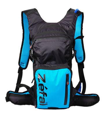 --Mochila de Hidratacion ZEFAL Montaña Z HYDRO XL Capacidad 8L + Bolsa de Agua 3L Negro/Azul 7064 $2,470 MXN MOCZEF0011