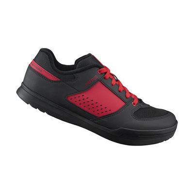 --Zapatilla MTB SH-AM501 rojo/negro TALLA 36/37/38/39/45 $2,390 MXN NP418537