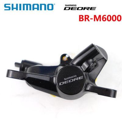 +++CALIPER FRENO DISCO DEORE BR-M6000 G02 HIDRAULICO  $750 MXN NP414880
