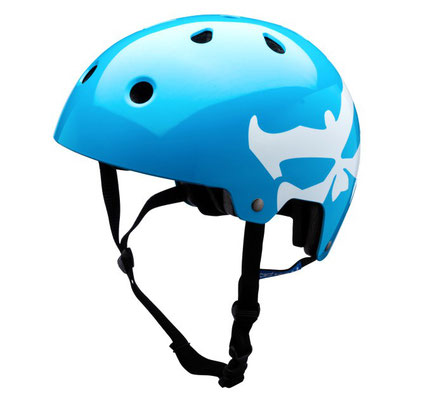 ***Casco Kali Maha Azul logo S $1,120 MXN