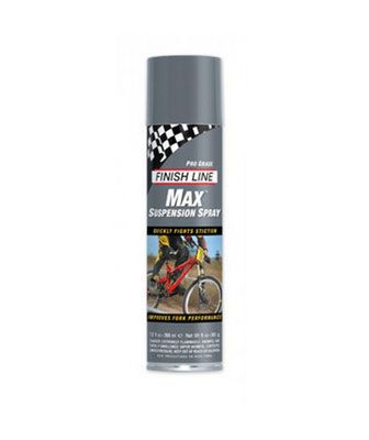 ***Lubricante para Tijera de Suspension Max 12oz/350ml SK0121101 FINISH LINE $245 MXNLUBFIN0039