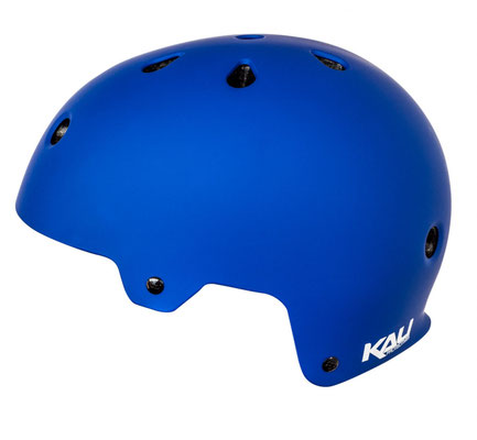 --Casco Kali Maha azul logo M $1,120 MXN