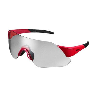 --+Gafas de Ciclismo Aerolite Rojo-Gris Shimano $1,280MXN NP1190006