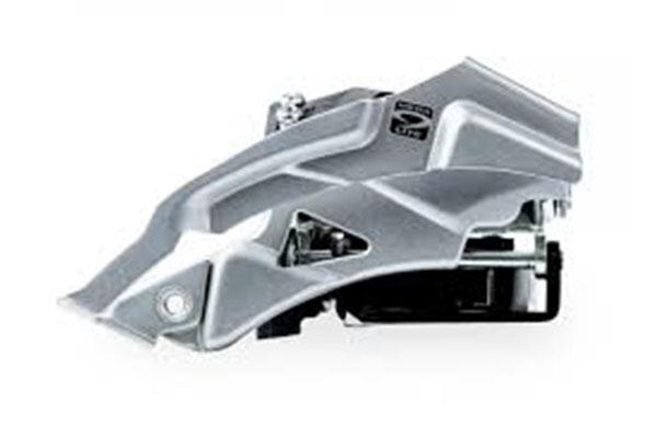 --Desviador Central ALTUS FD M2000 MTB 318 Tiron Abajo $290 MXN DESSHI0679