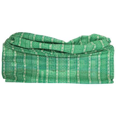 --Paliacate Tubular BENOTTO GRECAS Multifuncional Verde Talla:Universal $265 MXN PLTBTT0001