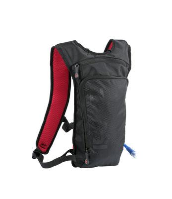 ** Mochila de Hidratacion ZEFAL Montaña Z HYDRO M Capacidad 1L + Bolsa de Agua 1.5L Negro/Rojo 7061A $1,050 MOCZEF0008