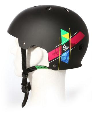 ***Casco Kali Maha Negro Designs S $1,070 MXN