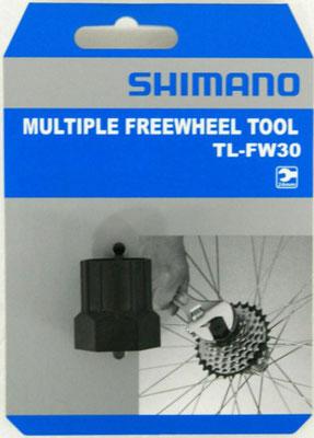 --+ Dado Extractor de Rueda Libre Shimano TL-FW30 $400MXN NP1140036