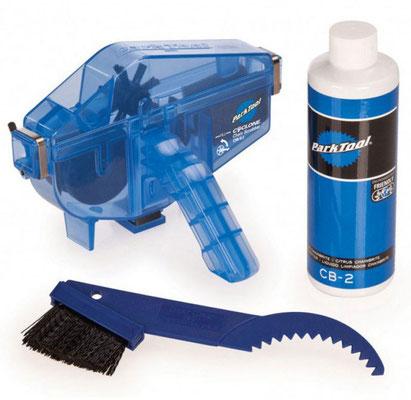 --Limpiador de Cadena (Kit 3 Piezas) CG-2.2/CG-2.3 PARK $1,130 MXN LIMPKT0062