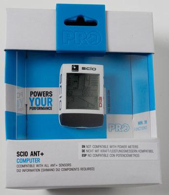 --+Computadora PRO SCIO-ANT+, Compatible DI2 Info 19 fun.  $2,950MXN NP1010145