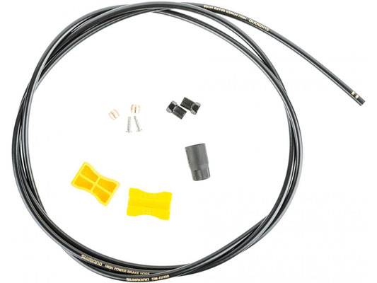 --+MangueraHidraulica  SM-BH90DISC X METRO Negra S/Conector $200 MXN (metro lineal) NP420499