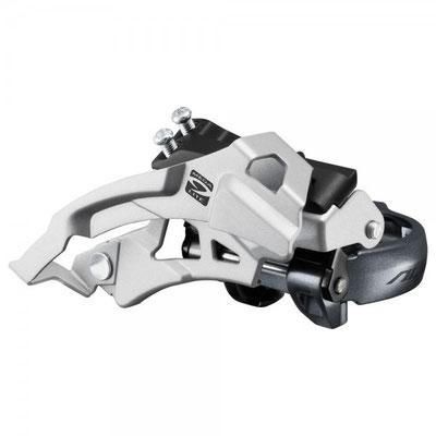 ***Desviador delantero acera FD-M4000 TOP-DUAL PULL 34.9/28.6 40D 3X9 $515MXN NP404833