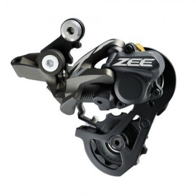 ***CAMBIO TRASERO ZEE RD-M640 SS 10VEL TOPNOMAL SHADOW PLUS $2,040MXN NP400802
