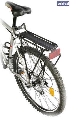 **Porta Bulto Trasero R26 a R28 Aluminio Raider Modelo 750101P ZEFAL $1,180 MXN PBUZEF0001