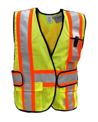 **Chaleco Reflejante de Seguridad de Luxe ASIA $365 MXN CHAASI0898