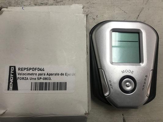 --+Velocimetro para Aparato de Ejercicio FORZA Uno SP-0803 $760 MXN REPSPOF044