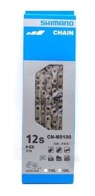 --+Cadena SN-M9100 116L 12VEL C/QuickLink $1,890MXN NP 110018