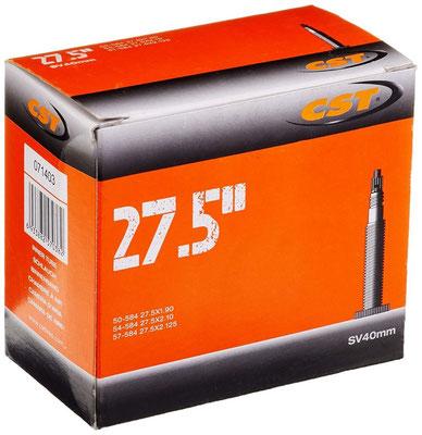 --Camara 27.5X1.90/2.125 V.F. 48mm en Cajita CST $112 MXN CAMCHE1164