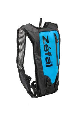 --Mochila de Hidratacion ZEFAL Montaña Z HYDRO S Bolsa de agua 1.5L Negro/Azul 7063A $1,140 MXN MOCZEF0002