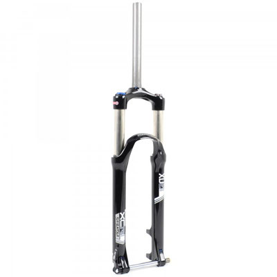-- SUSPENSION SR SUNTOUR XCR AIR R29 RLR R100 NEGRA 1 1/8 15MM $5,380 MXN SKU:411187