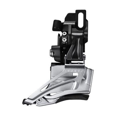 +++Desviador delantero Deore FD-M618-D 2x10 Down dual directo 36/38D $670 MXN NP412583