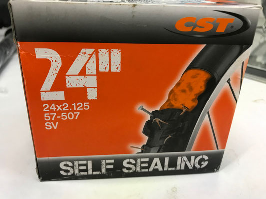 --+Camara 24X2.125 V.A.33mm con gel  CST $110 MXN CAMCHE1154