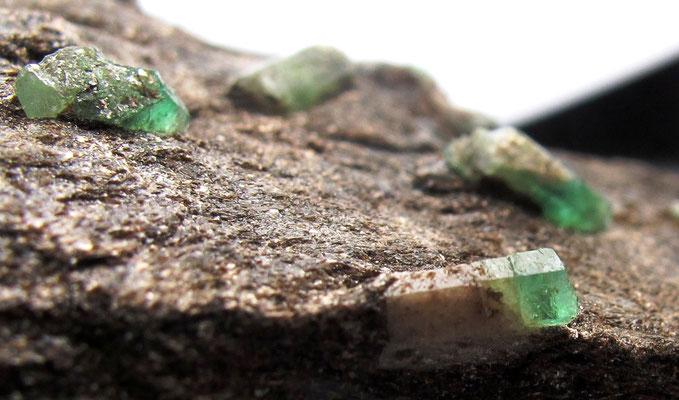 Smaragdkristall