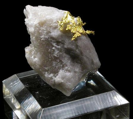 Gold auf Quarz, USA
