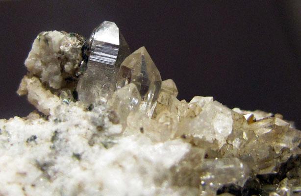... Quarzkristalle ...