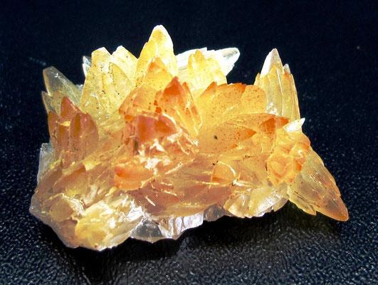 Schöne Calcitkristalle vom Leithagebirge