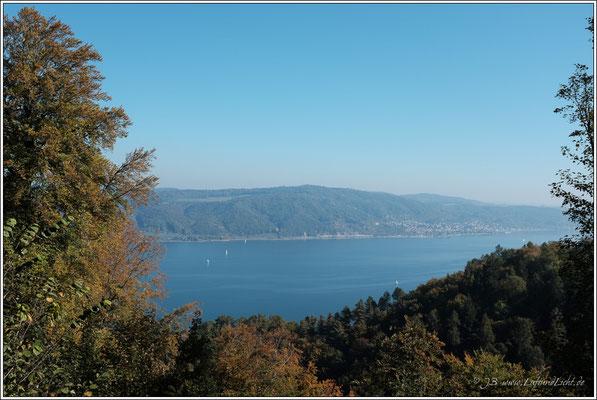 Herbst über dem See