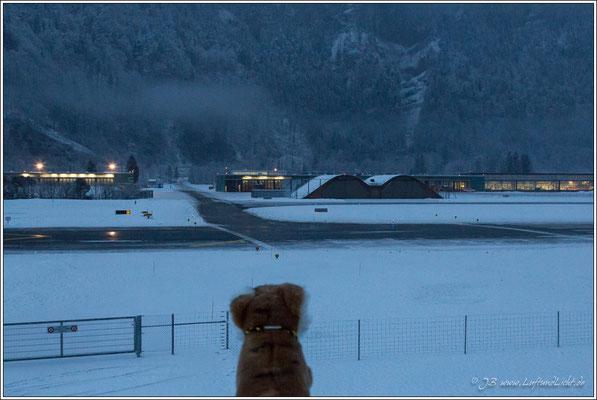 Good Morning, Meiringen Airbase