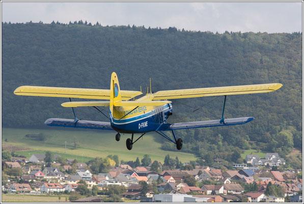 ...von der Donau-Air-Service GmbH ...
