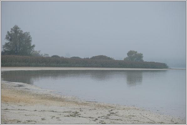 Am Gnadensee, auf dem Weg zur Mettnauspitze.