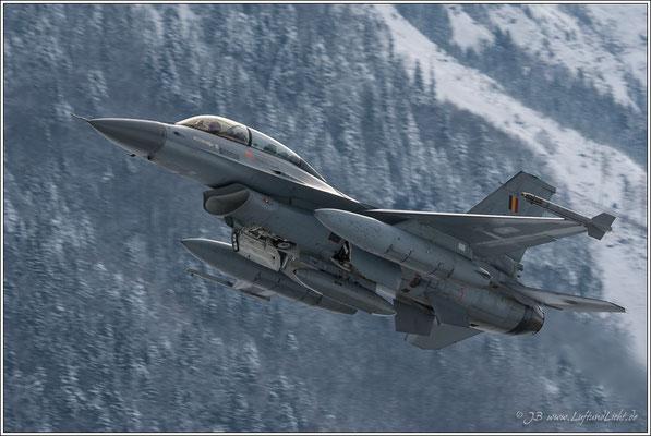 F-16 aus Kleine Brogel