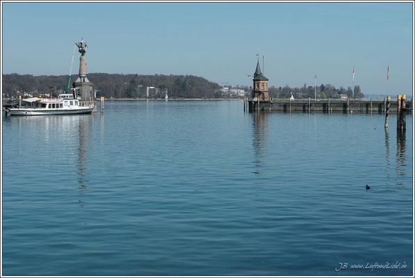 Kurzer Besuch in Konstanz.