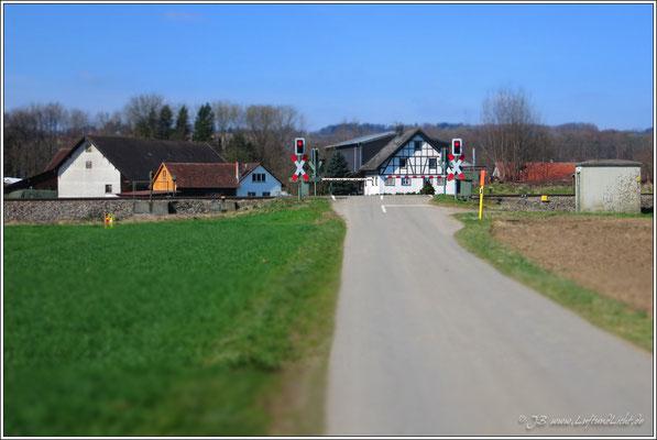 Mit der Bodensee-Oberschwaben-Bahn erreicht man bequem das Schussental.
