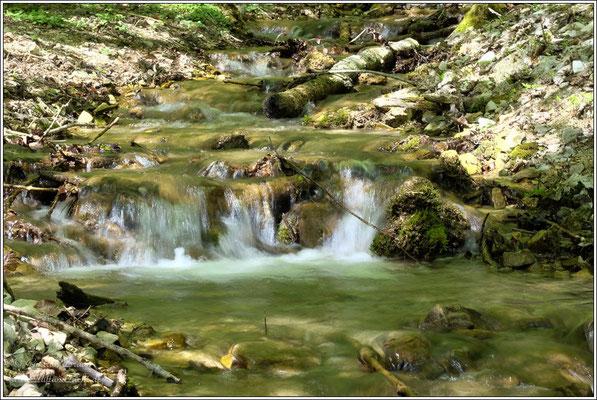 Gütersteiner Wasserfälle