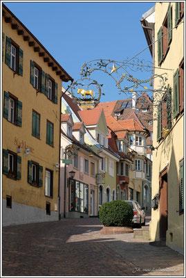 Sehenswerte Altstadt von Engen