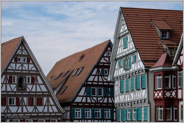 ... in die Altstadt von Herrenberg