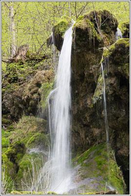 Der Neidlinger Wasserfall