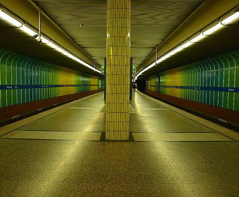 U-Bahnhof Westpark München
