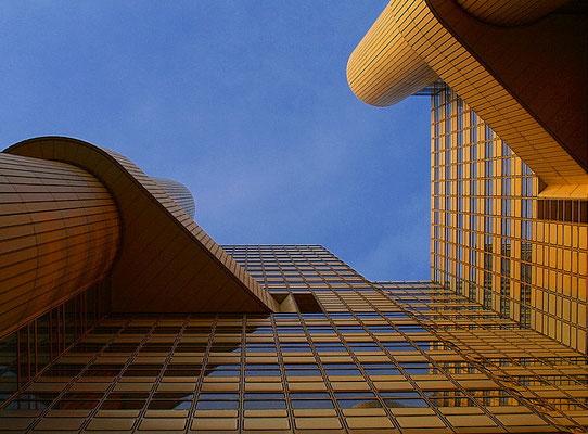 Verschiedene Perspektiven der Hypobank München