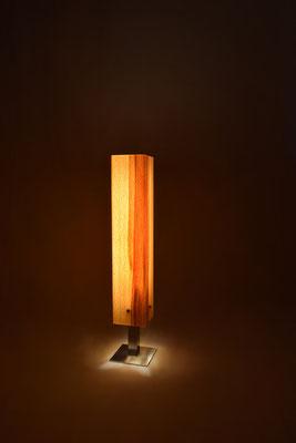 Tischlampe Kernbuche