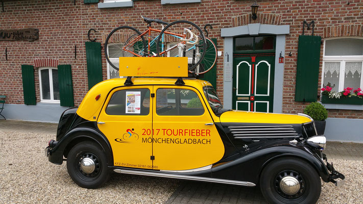 Tour de France 2017 Mönchengladbach